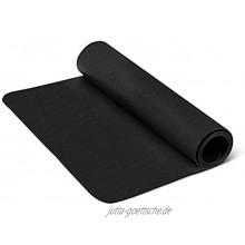 Noise Floor Carpet Mat Protection Lärmreduzierung rutschfeste Laufbandmatte Hohe Dichte für Fitnessgeräte Mat.-Nr. Size : 160 * 82 * 0.5cm